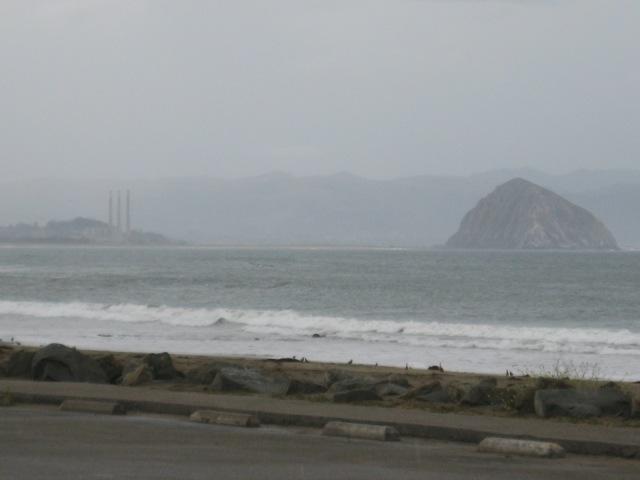 Morro Rock & Dynergy Energy Facility Towers - Laura Marinangeli