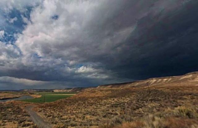 Oregon canyon lands