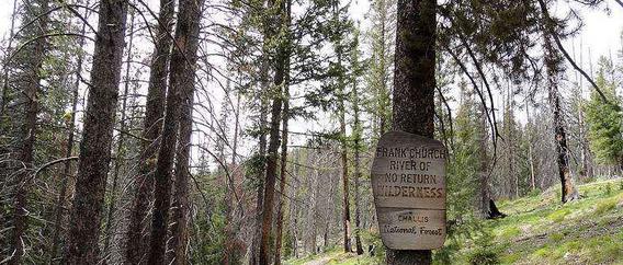 The Frank Church Wilderness... a rare Idaho gem?