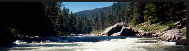 Middle Fork of The Salmon River... Heart of The Frank Church, River Of No Return, Wilderness