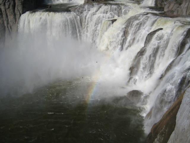 Shoshone Falls, Tein Falls, ID
